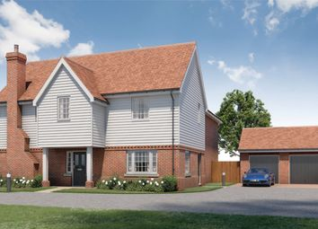 Thumbnail 4 bed detached house for sale in Ploughmans Reach, Stebbing, Great Dunmow, Essex