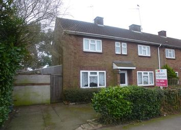 Thumbnail 3 bed semi-detached house for sale in Hornby Road, Earls Barton, Northampton