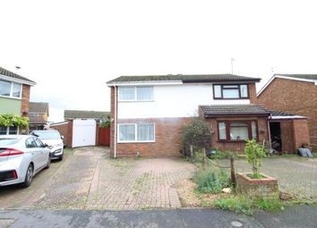 Thumbnail 3 bed semi-detached house to rent in Abbotts Way, Rushden
