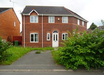 Thumbnail 3 bed semi-detached house for sale in Bowmore Way, Edge Hill, Liverpool