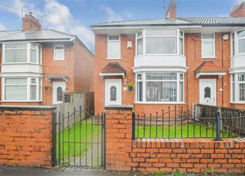 Thumbnail 3 bed end terrace house for sale in Louis Drive, Hull