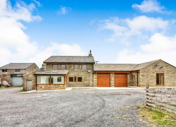 Thumbnail 5 bed equestrian property for sale in Harrow Stiles Lane, Weir, Rossendale, Lancashire