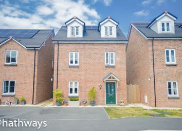 Thumbnail 4 bed detached house for sale in Sol Invictus Place, Caerleon, Newport
