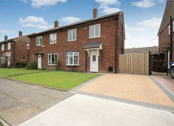Thumbnail 3 bedroom semi-detached house for sale in Lupton Road, Sheffield