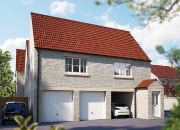 "Thumbnail 2 bedroom property for sale in ""The Stamford"" at Somerton Business Park, Bancombe Road, Somerton"