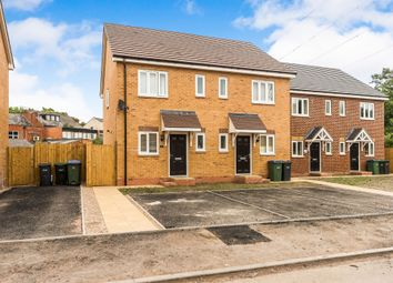Thumbnail 2 bed semi-detached house for sale in Thomas Cox Wharf, Tipton