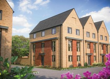 Thumbnail 3 bed town house for sale in The Woodbridge, Northstowe
