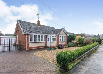 Thumbnail 2 bed detached bungalow for sale in Lime Tree Crescent, Bawtry, Doncaster
