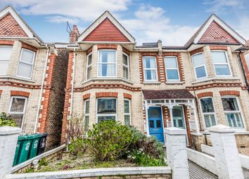 Thumbnail 2 bed flat for sale in Worcester Villas, Hove
