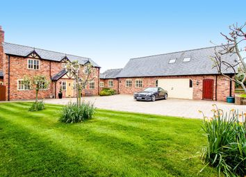 Thumbnail 6 bed detached house for sale in Holywell Lane, Clutton, Chester