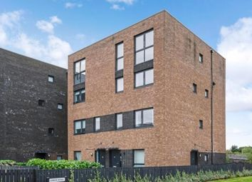 Thumbnail 3 bed town house for sale in London Avenue, Glasgow, Lanarkshire