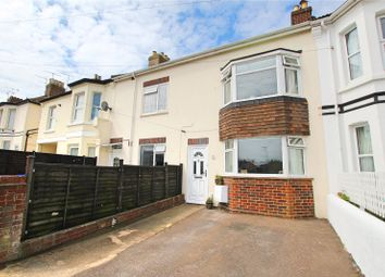Thumbnail 3 bed flat for sale in Sugden Road, Worthing, West Sussex