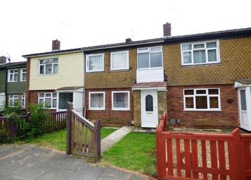 Thumbnail 3 bedroom terraced house for sale in Flore Close, Peterborough, Cambridgeshire, United Kingdom