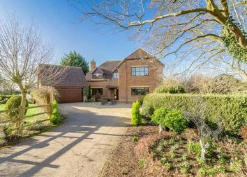 Thumbnail 5 bed detached house for sale in Lime Tree Drive, Dunton, Biggleswade, Bedfordshire