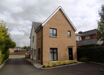 Thumbnail 2 bed flat to rent in Greenwood Court, Lisburn