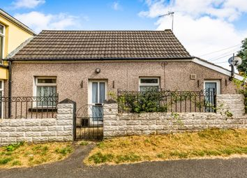 Thumbnail 1 bed semi-detached bungalow for sale in Pentregethin Road, Cwmbwrla, Swansea
