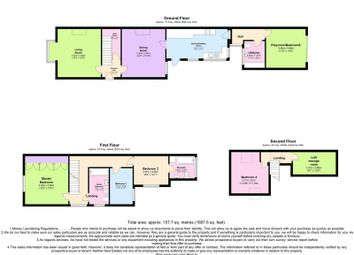 Thumbnail 4 bed semi-detached house for sale in North Road, Bourne