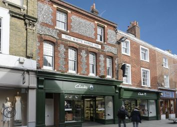 Thumbnail 2 bed flat to rent in 113 High Street, Winchester
