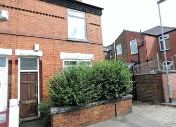 Thumbnail 2 bed end terrace house for sale in Manor Road, Levenshulme, Manchester