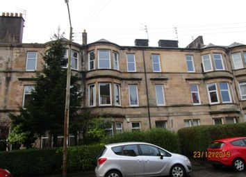 Thumbnail 2 bed flat to rent in Ledard Road, Battlefield, Glasgow