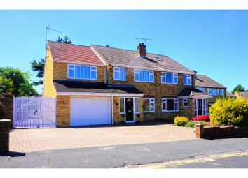 Thumbnail 5 bed semi-detached house for sale in Ediva Road, Meopham