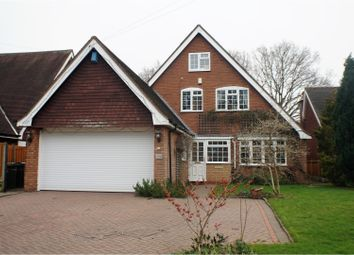 Thumbnail 5 bedroom detached house for sale in Woodfield Close, Walsall