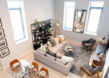 Thumbnail 2 bed flat for sale in Apartment 6, The Exchange, 20A Poplar Road, Solihull