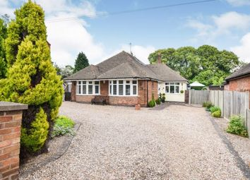 Thumbnail 4 bed bungalow for sale in Loughborough Road, Birstall, Leicester, Leicestershire