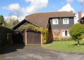 Thumbnail 4 bed detached house to rent in Ridlington Close, Lower Earley, Reading