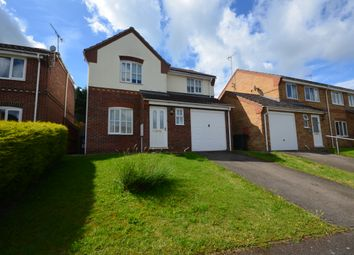 Thumbnail 3 bed detached house for sale in Saddlers Way, Raunds, Wellingborough