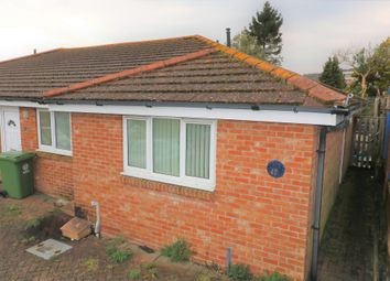 Thumbnail 1 bedroom bungalow for sale in Collington Crescent, Cosham, Portsmouth