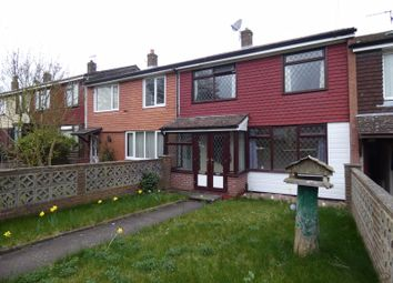 Thumbnail 3 bed terraced house to rent in 181 Ash Lea Drive, Donnington, Telford