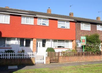 Thumbnail 3 bed terraced house for sale in Tudor Road, Ashford, Surrey