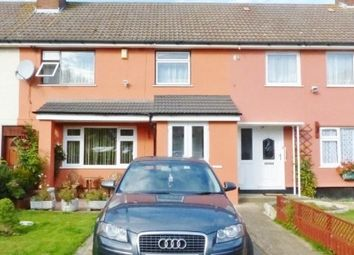 Thumbnail 4 bed terraced house for sale in Crocus Close, South West, Ipswich