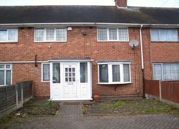 Thumbnail 3 bed terraced house for sale in Newbridge Road, Birmingham
