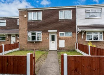 Thumbnail 3 bed terraced house for sale in Wenlock Gardens, Bloxwich, Walsall