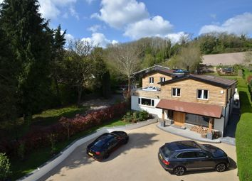Thumbnail 4 bed detached house for sale in Southdown Road, Horndean, Waterlooville