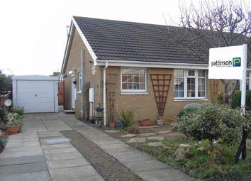 Thumbnail 2 bed bungalow for sale in Kelling Close, Billingham