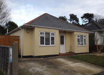 Thumbnail 2 bedroom bungalow for sale in Fortescue Road, Parkstone, Poole