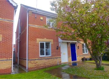 Thumbnail 2 bed semi-detached house for sale in Moorside Court, Doncaster