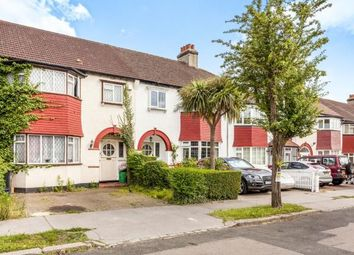 Thumbnail 3 bed terraced house for sale in Hillcote Avenue, London