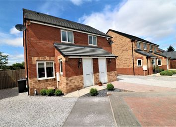 Thumbnail 2 bed semi-detached house for sale in Fall Close, Barnsley, South Yorkshire