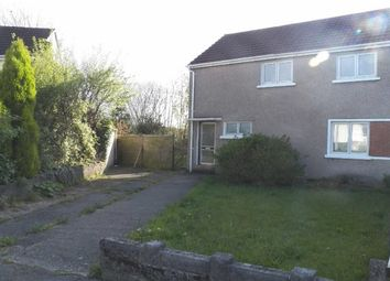 Thumbnail 3 bed property to rent in Pen Y Wern, Llanelli