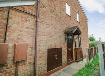 Thumbnail 1 bed property for sale in Kestrels Croft, Sinfin, Derby