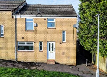 Thumbnail 3 bed end terrace house for sale in Heys Close, Livesey, Blackburn, Lancashire