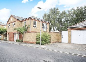 Thumbnail 3 bed semi-detached house for sale in Pumping Station Road, London