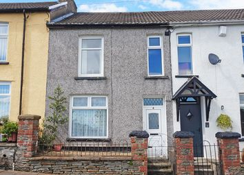 Thumbnail 3 bed terraced house for sale in James Terrace, Hengoed