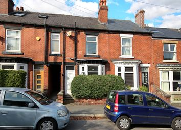 Thumbnail 3 bed terraced house to rent in Murray Road, Endcliffe, Sheffield