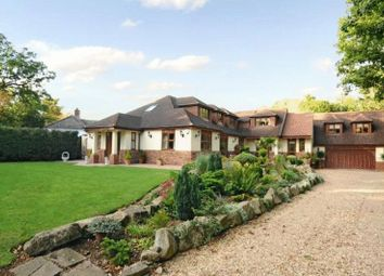 Thumbnail 6 bed detached house for sale in Church Lane, Oakley