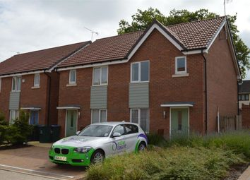 Thumbnail 2 bedroom semi-detached house to rent in Butterfly Walk, Spirit Quarters, Coventry